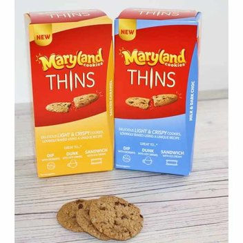 Try new Maryland Thins for free