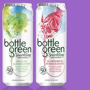 Claim a free can of Bottle Green