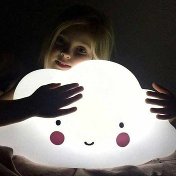 Win a Large Little Lovely Co Cloud Lamp with Radish Loves