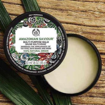100 free Amazonian Saviour Multi-Purpose Balm