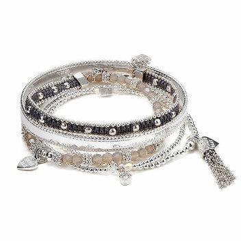 Win an ANNIE HAAK Stardust Bracelet Stack worth £265