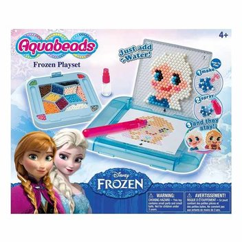 Free Aquabeads Frozen Playset and more