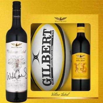 Win 1 of 50 Wolf Blass rugby packs
