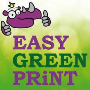 Free sample pack from Easy Green Print