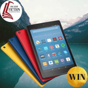 Win the latest Amazon Kindle 8 HD