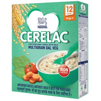 Claim your free CERELAC samples