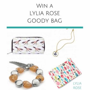 Get a free Lylia Rose goody bag