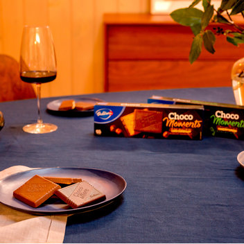 Treat yourself to free Choco Moments Biscuits from Sainsbury's