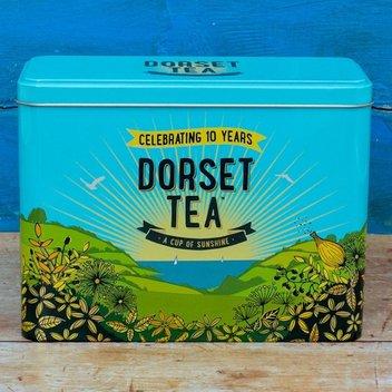 Spread some sunshine with free Dorset Tea