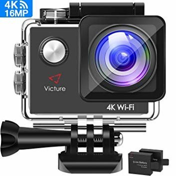 Win a Victure Action Cam