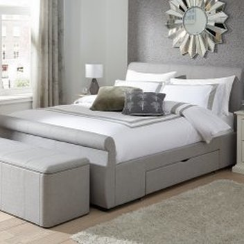 Win a double mattress & bed frame worth over £1000