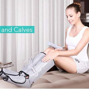 Try Naipo Rechargeable Leg Compression Massager for free