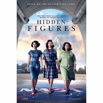 Free tickets to watch the movie, Hidden Figures