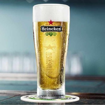 Have a free pint of Heineken