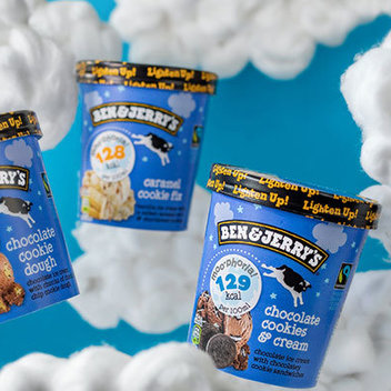 Enjoy a Year's Supply of Ben & Jerry's Moophoria Light Ice Cream
