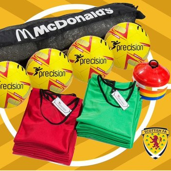 FREE Mcdonald's Football Pack