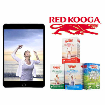 Win an iPad Mini 4 with Red Kooga