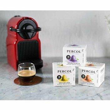 Win a Nespresso coffee machine & a year's supply of Percol coffee worth £250