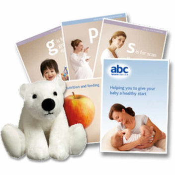 Free Baby Pack and Huggable Polar Bear