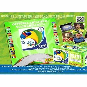 Free FIFA World Cup Sticker Album