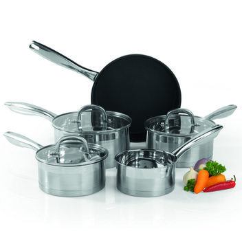 Win a Salter Timeless Collection Pan Set