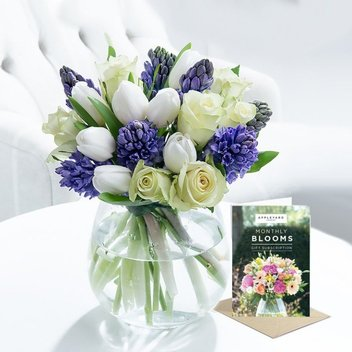 Get a free 12 month Appleyard flower subscription