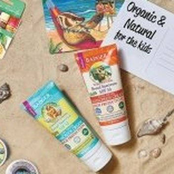 Win a year's supply of organic Badger goodies