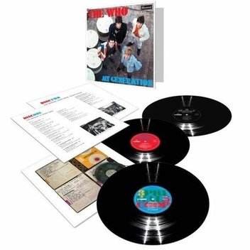 Win The Who's soon to be released 'My Generation' Deluxe 3LP edition