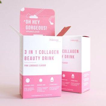 Sample Pink Lemonade Beauty Supplement for free