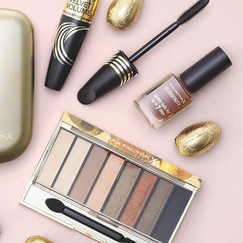 Get your hands on free Max Factor makeup
