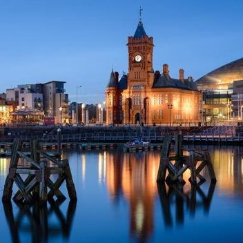 Take a luxury break in Cardiff