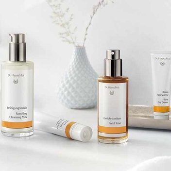 Win pure summer beauty from Dr. Hauschka