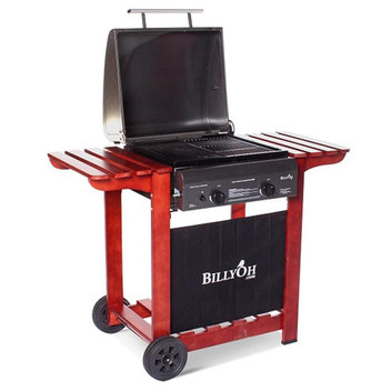 Win a hooded gas BBQ from Billyoh