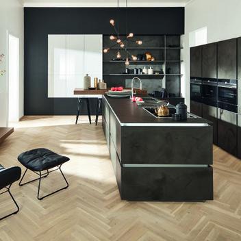Upgrade your kitchen furniture with Kuechen Harmonie