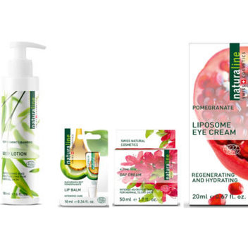 Win Naturaline Swiss cosmetics products
