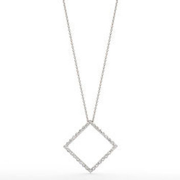 Win a 18ct white gold pendant from Berry's Jewellers