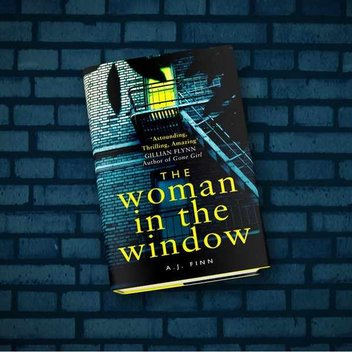 100 free copies of The Woman in the Window