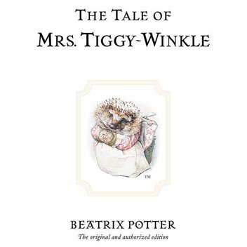 Free ebook, The Tale of Mrs. Tiggy-Winkle by Beatrix Potter