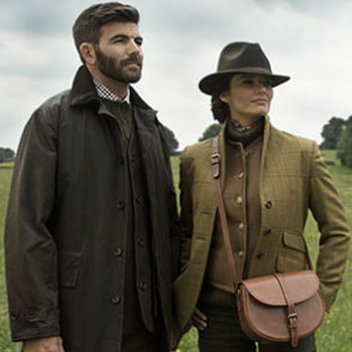 Win a his or hers Tweed Fieldcoat from Farlows