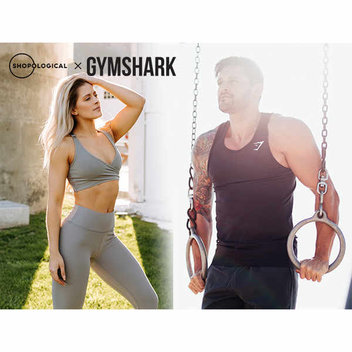 Win 1 of 5 £100 gift-cards to spend at Gymshark