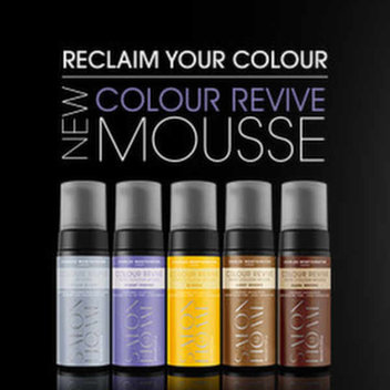 Win 1 of 10 Colour Revive Mousses from Charles Worthington
