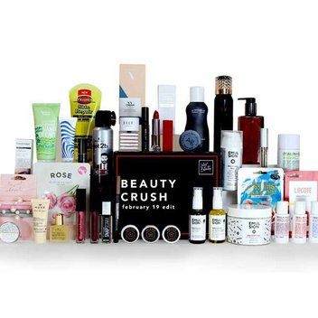Take home a year of beauty boxes