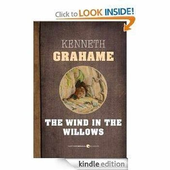 Free ebook, The Wind in the Willows by Kenneth Grahame