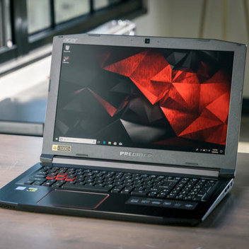 Get a free Acer Predator Helios 300 Gaming Laptop & Gaming Chair