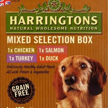 Get a £1 off voucher for Harringtons Pet Food