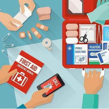 Take an online First Aid Course for free