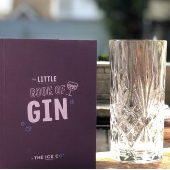 Claim a free Little Book of Gin