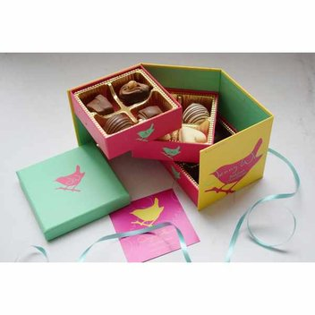 Treat yourself to a  free Jenny Wren Chocolate Box