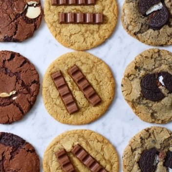 Dig in to free delicious cookies from Blondies Kitchen