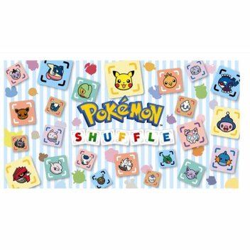Free Pokemon Shuffle Mobile from Google Play